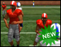 football 3D animation